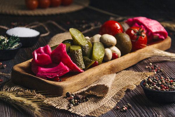 Українська кухня: домашні соління