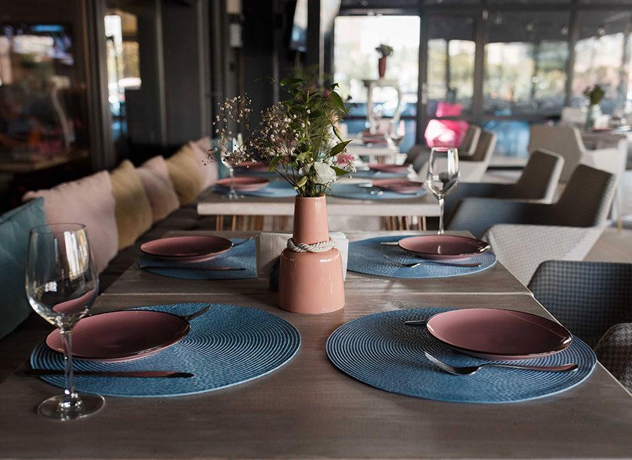 Терраса ресторан Оболонь Принада