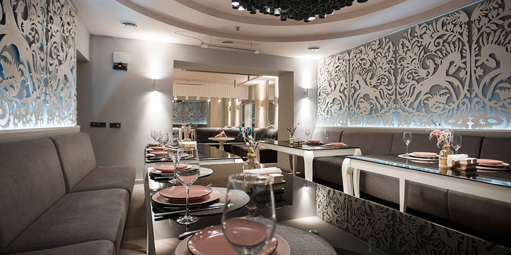 Банкетний зал в ресторані Принада, Оболонь
