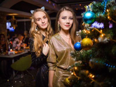 Новий рік в ресторані Prynada (Оболонь)
