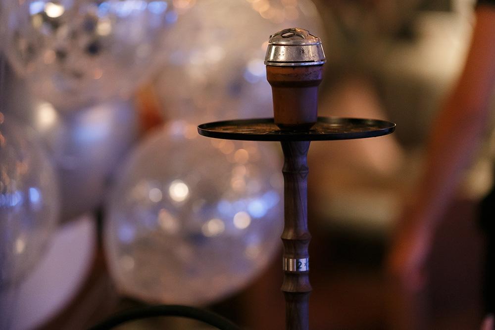 Кальян в ресторані Prynada на Оболоні