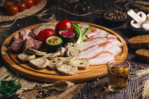 Українська кухня: М'ясні делікатеси «Made in Ukrainе»