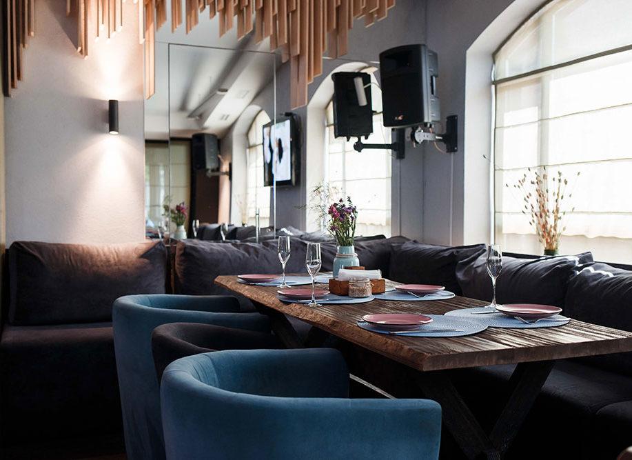 Петриковка - банкетный зал в ресторане Prynada