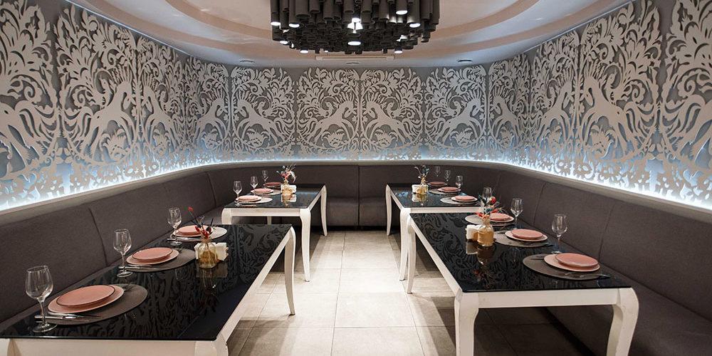 Вытынанка - банкетный зал в ресторане Prynada