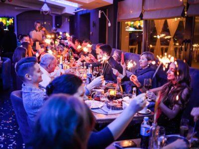 Новый год в ресторане Prynada на Оболони