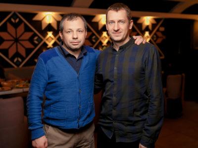 День рождения в украинском ресторане Prynada (Оболонь)