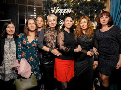 Вечеринка в украинском ресторане Prynada (Оболонь)