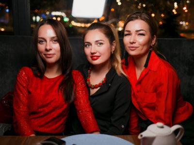 День влюбленных в украинском ресторане Prynada