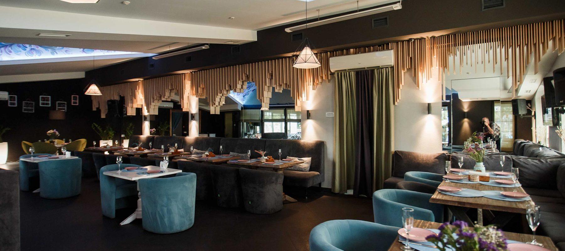 Prynada Ukrainian Cafe — воплощение всего самого вкусного, стильного и красивого, что есть в современной Украине.