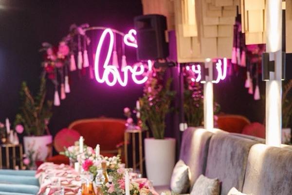 Свадебный банкет в ресторане Prynada