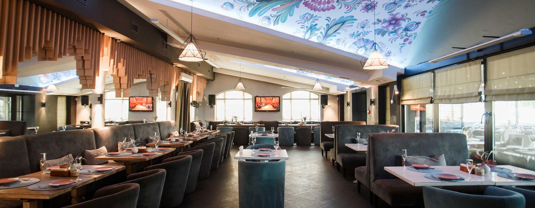 Prynada Ukrainian Cafe — воплощение всего самого вкусного, стильного и красивого, что есть в современной Украине