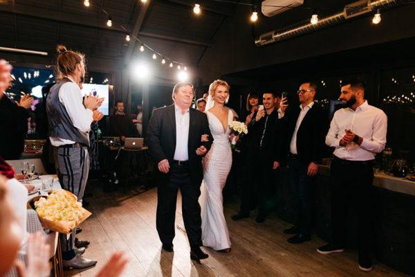 Свадьба в ресторане Prynada (Оболонь)